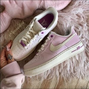 NWT Nike ID Air Force 1 LA Premium